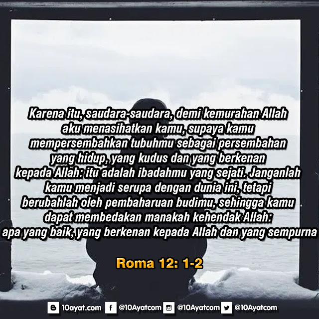 Roma 12: 1-2