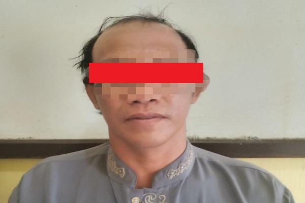 Polsek Kahayan Kuala Amankan Pelaku Penganiayaan dengan Sajam