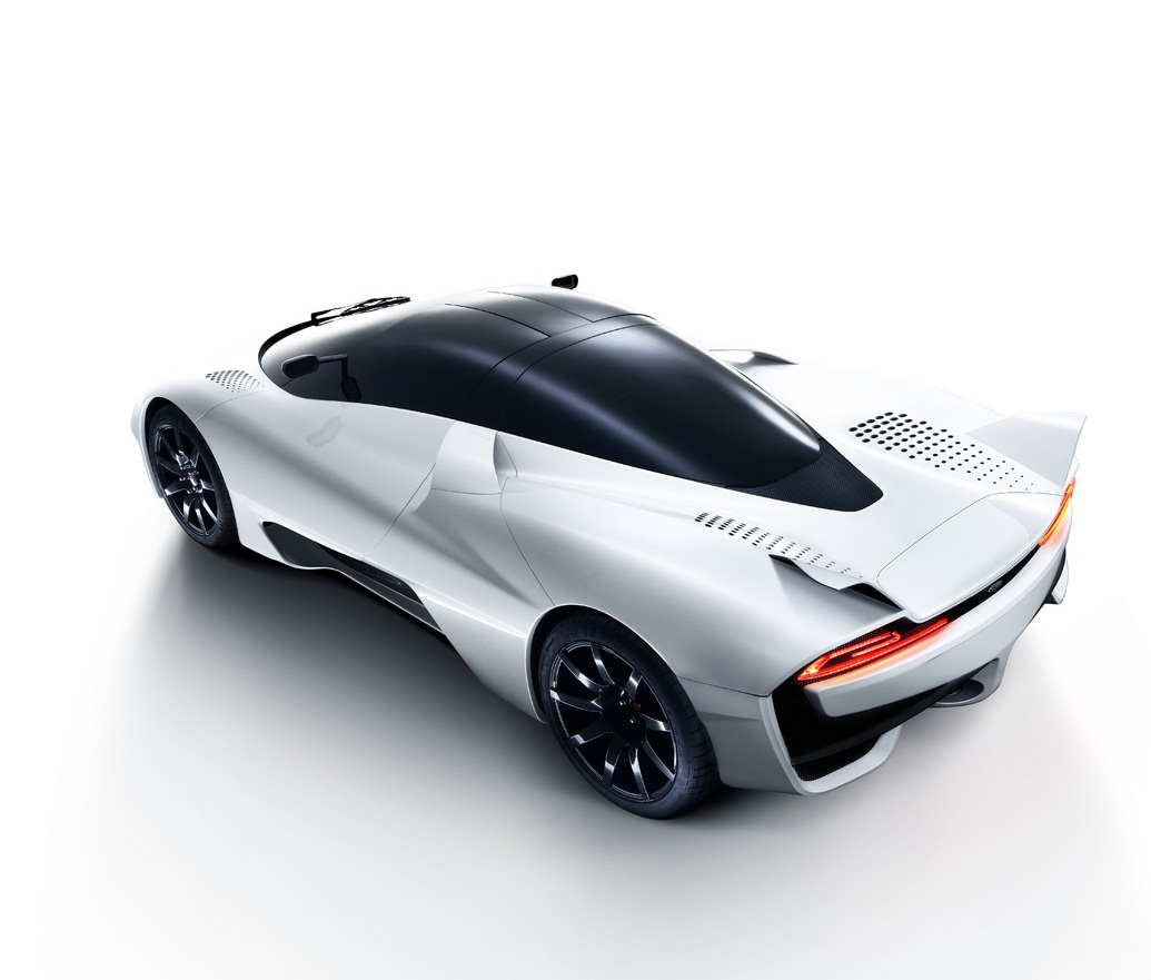 The SSC Tuatara Is A Sports Car Produced By Shelby SuperCars