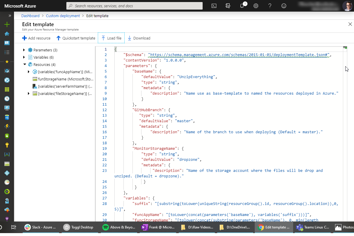 Franky's Notes: How to Deploy your Azure Function