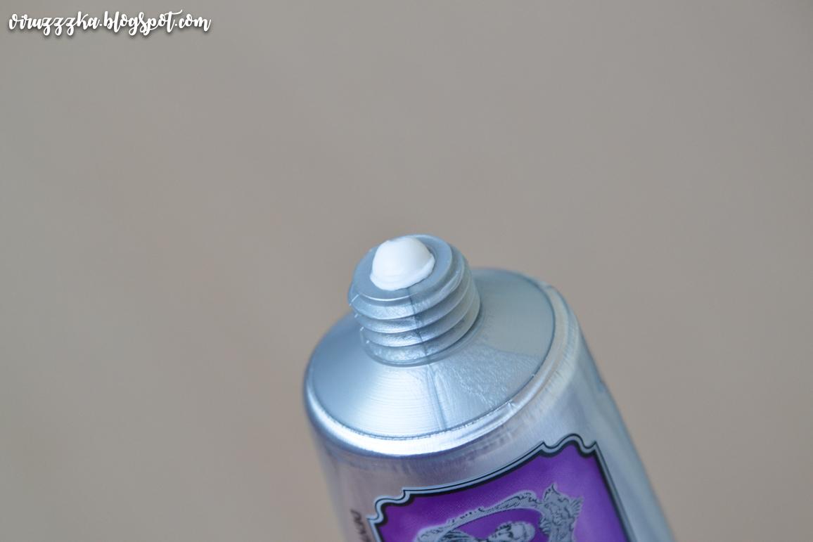 Marvis Toothpaste Formula