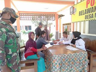812 Warga Mayang Dapat Bantuan dari Propinsi Jatim