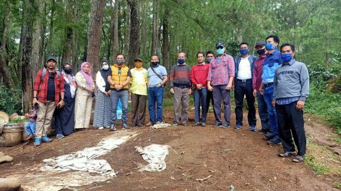 Legislator Sinjai Terima Kunjungan TGUPP di Sinjai Barat