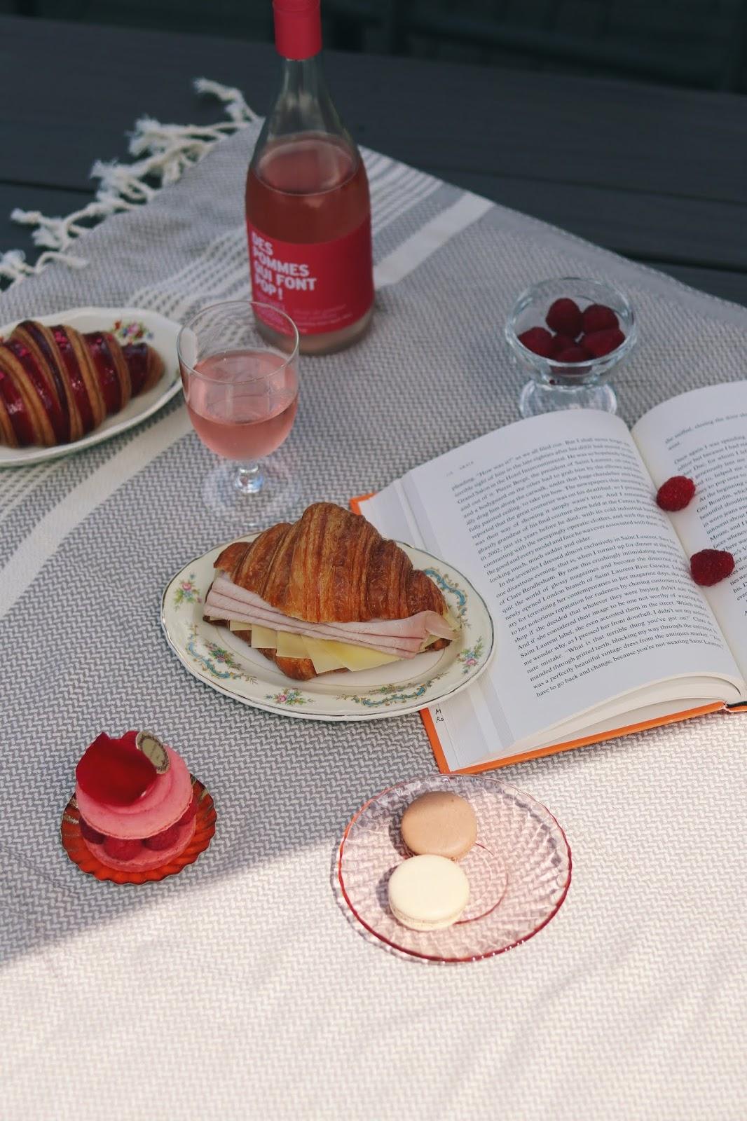 Ladurée Canada picnic vancouver