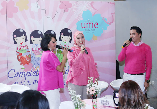 event shinzui ume body mist