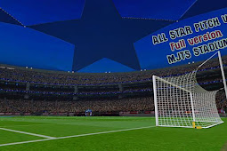 All Star Pitch For MjTs Stadium Pack - PES 2017