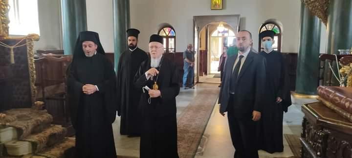 Ο Οικουμενικός Πατριάρχης στην Θεολογική Σχολή