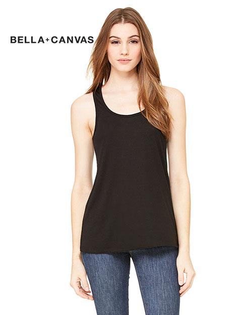 Bella+Canvas B8800 Ladies Flowy Racerback Tank