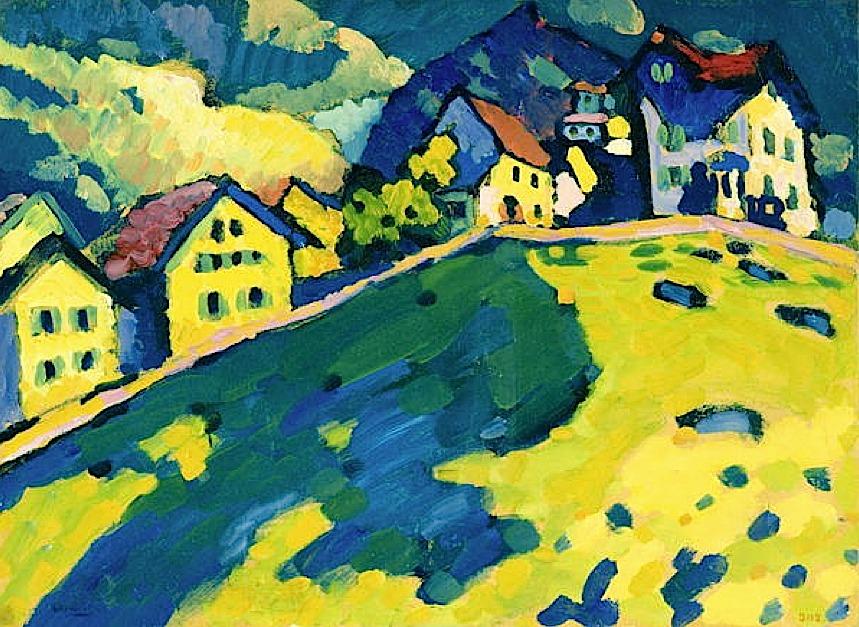 Arte!: Wassily Kandinsky, part I