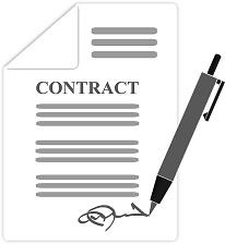 kontrak pelaksanaan kerja, administrasi konstruksi, kontrak perjanjian