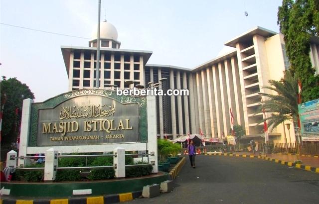 Sejarah Keajaiban Dan Ciri Ciri Masjid Istiqlal Jakarta Berberita Com