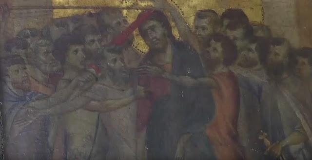 Ο πίνακας «Ο Χριστός Λοιδωρούμενος» αξίας 4,4 εκ. δολάρια βρέθηκε ξεχασμένος σε... κουζίνα (βίντεο)