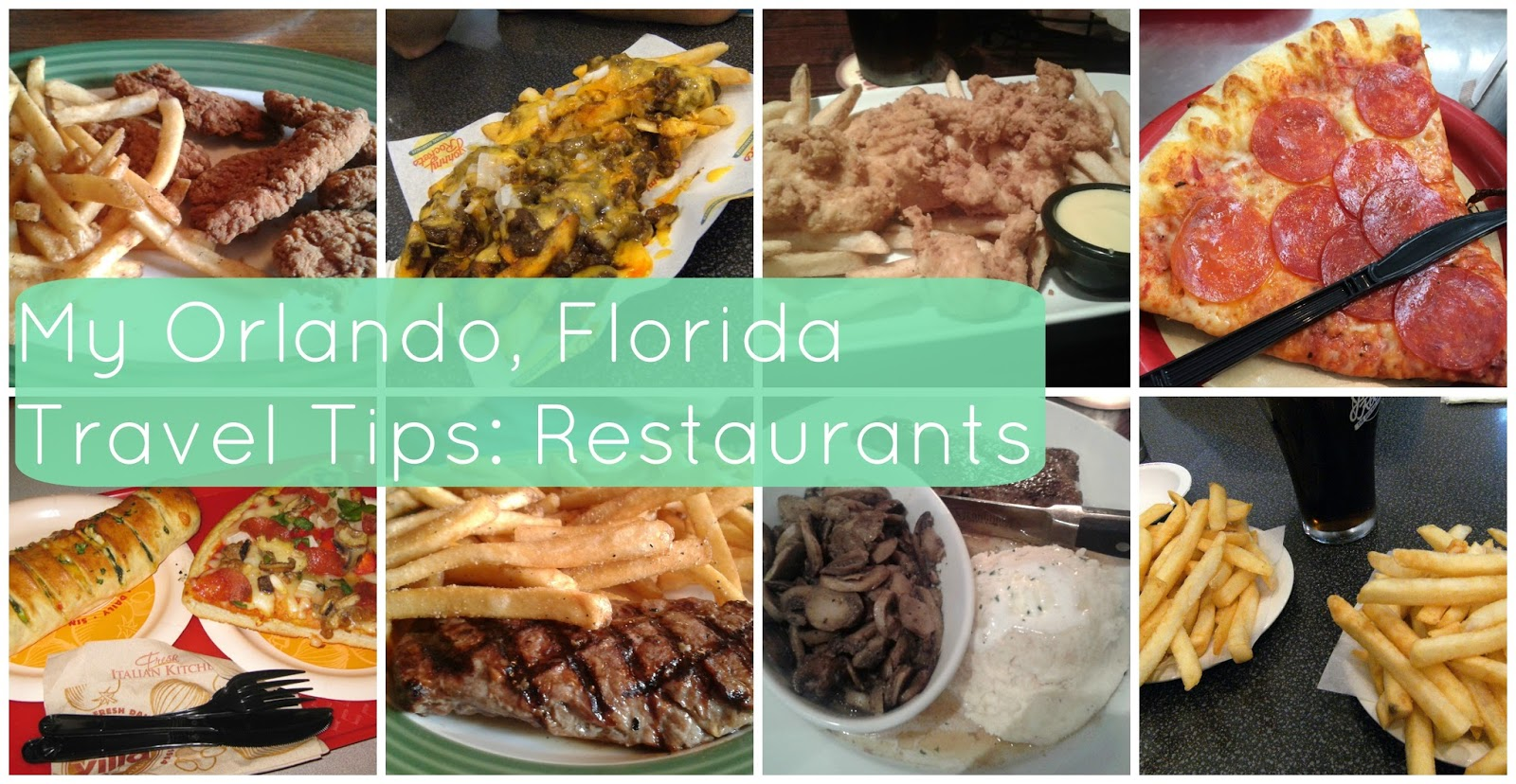 Orlando, Florida Restaurants