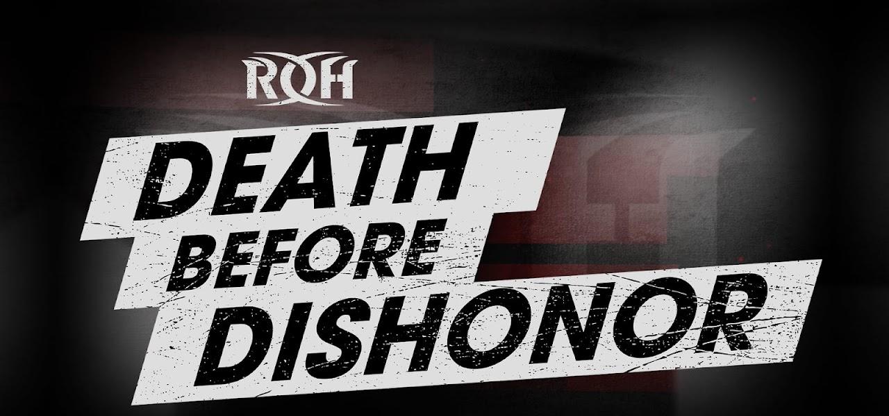 ROH anuncia novo local do Death Before Dishonor