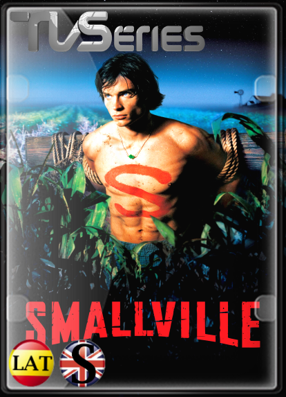 Smallville (TEMPORADA 1) HD 1080P LATINO/INGLES