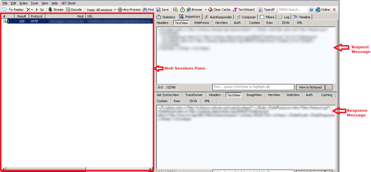 How to use Fiddler When Burp Not working