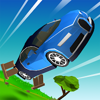 Crash Delivery! Destruction & smashing flying car! Mod Apk