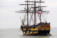Liste des Navires de l'Armada 2019