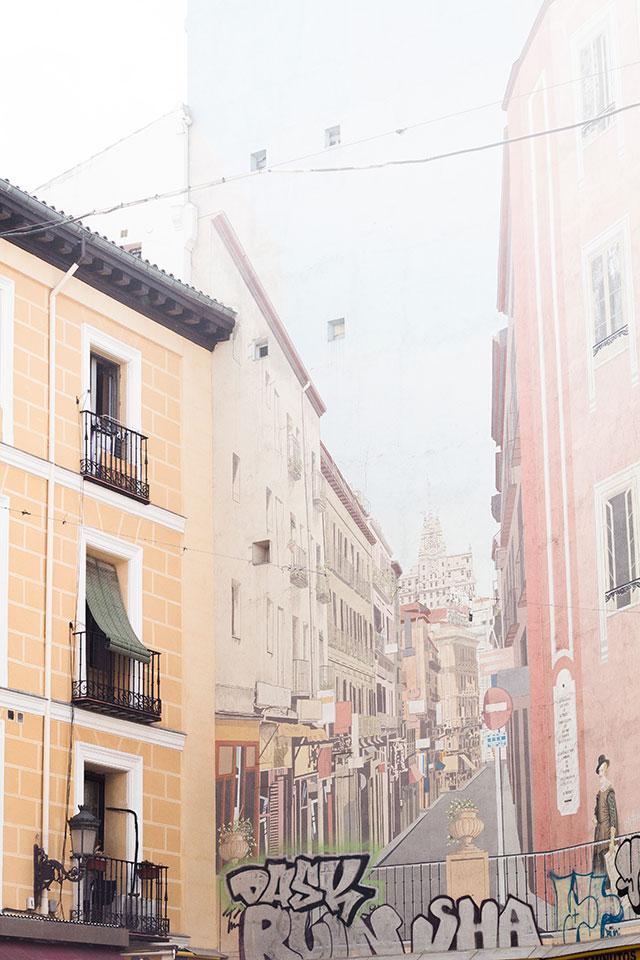 fachadas Madrid