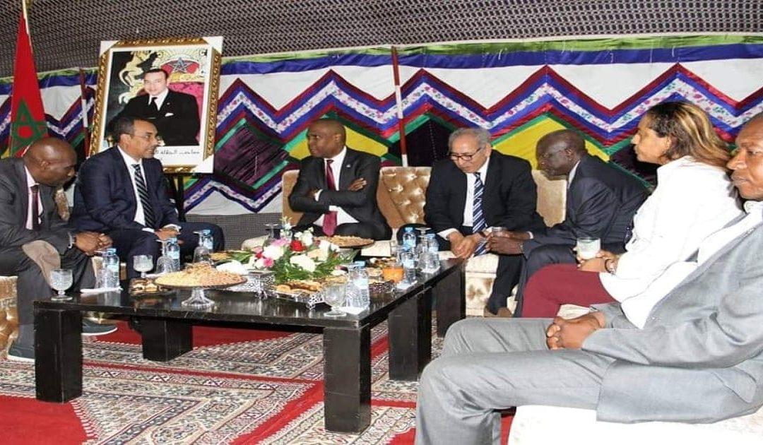 الداخلة وجهة الشخصيات العالمية والافريقية لحضور منتدى كرانس مونتانا