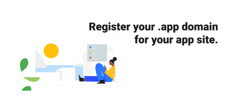 Google .app top-level domain now available for Pre Registration