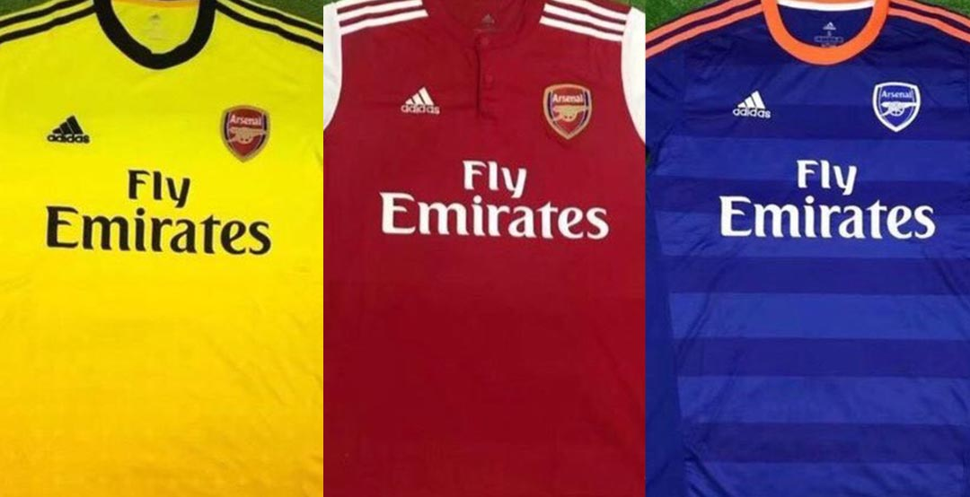 These Are Not The Adidas Arsenal 19-20 Home 650a5348d
