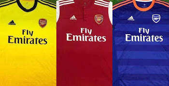 fd24f1664 These Are Not The Adidas Arsenal 19-20 Home