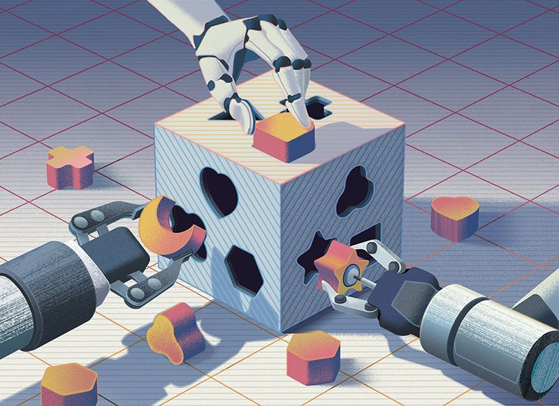 How robots are mastering the art of dexterity
