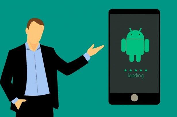 جاري تشغيل android جاري تحسين التطبيق