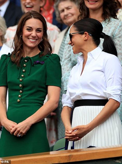 Kate Middleton's advise for Meghan Markle