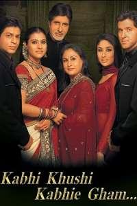 Download Kabhi Khushi Kabhie Gham… (2001) Hindi Movie 720p BluRay 1.5GB