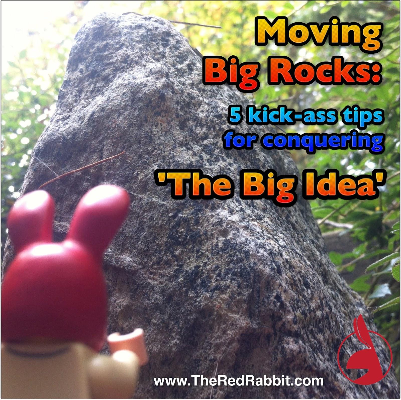 Big Ideas, The Red Rabbit Studio