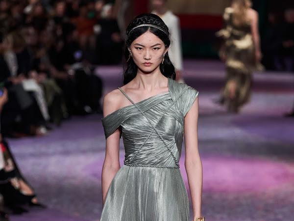 Paris Couture Week Spring 2020 // Christian Dior