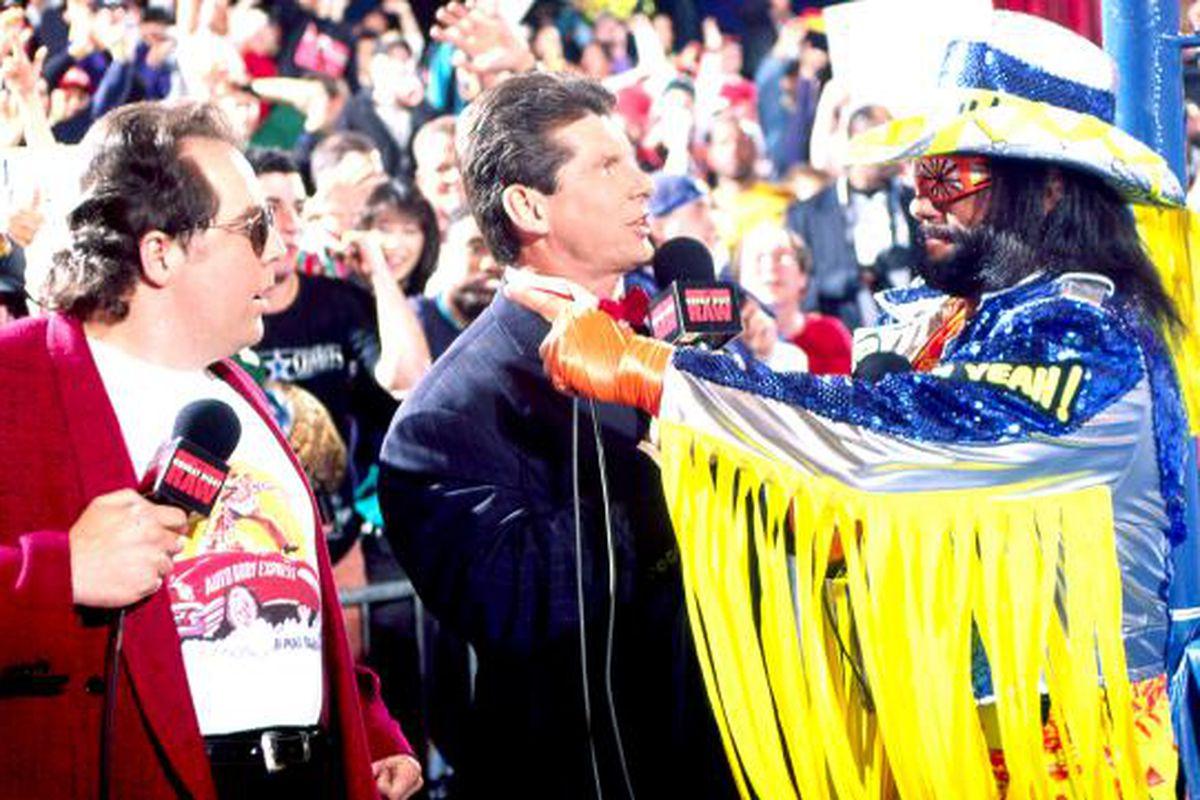 Curiosa história envolvendo Randy Savage e Vince McMahon