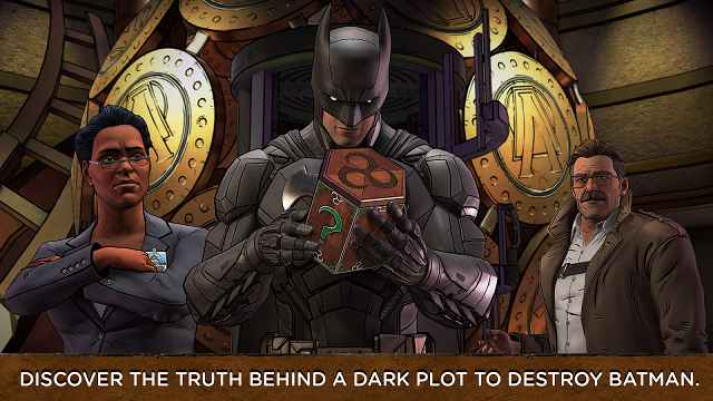 DOwnload Batman The Enemy Within FULL APK+DATA Terbaru