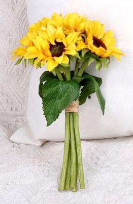 flowers, sunflower, suncokret, cvijeće, decor, dekor, cute, spring, proljeće