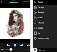 Musica gratis su Android e iPhone con Spotify