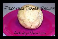 frosting dough