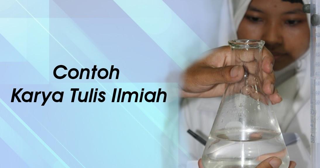 Cah Angon Contoh Karya Tulis Ilmiah Kimia Sma Zeolit
