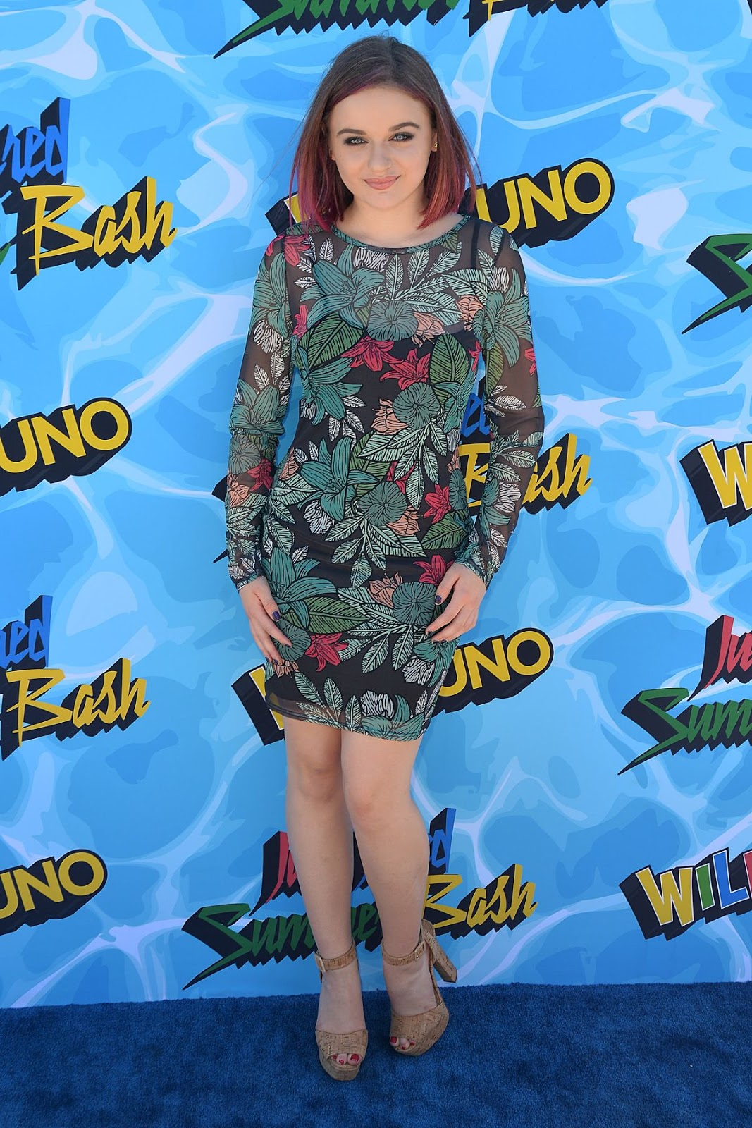 HD Photos of Joey King at 4th Annual Just Jared Summer Bash in Beverly Hills