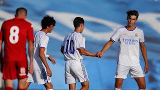 Fatídico empate al final. Real Madrid Castilla 2-2 Cultural y Deportiva Leonesa.