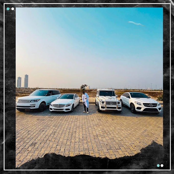 Zlatan Shows Off His Fleet Of Exotic Cars