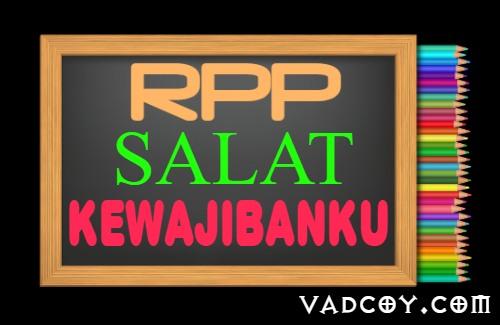 RPP PAI Kelas 3 Semester 1 Tahun 2021/2022, Materi Salat Kewajibanku