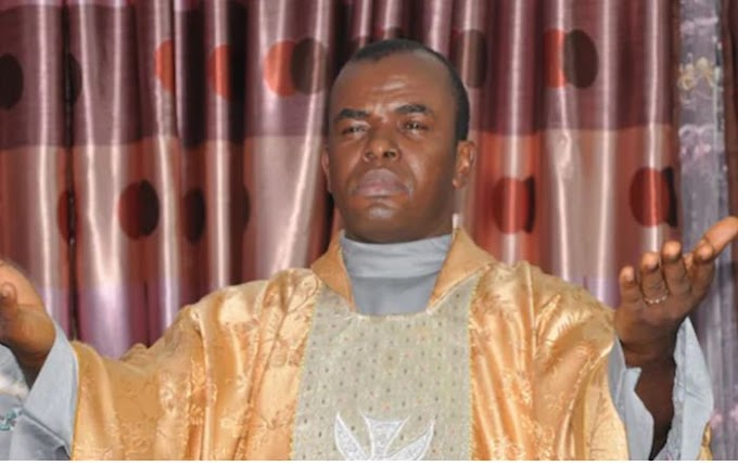 Why I Didn't But Private Jet Like Other Pastors, 'Father' Mbaka Speaks