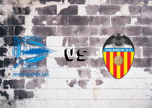 Deportivo Alavés vs Valencia  Resumen