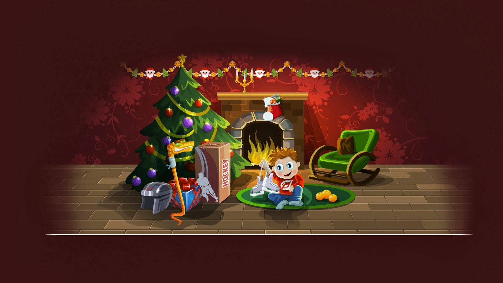 Top 24 Best Free Hd Christmas Wallpapers: Merry Christmas 10 Best High Quality HD Wallpaper Free