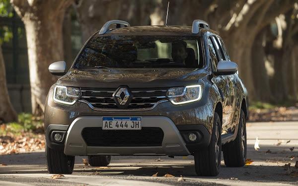 Novo Renault Duster 1.3 Turbo 2022: lançado na Argentina - fotos e preços