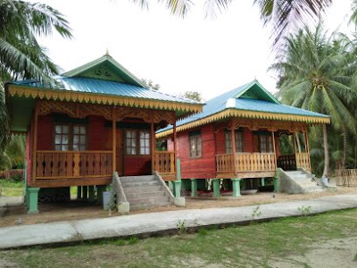 Harga sewa homestay di Pulau Benan