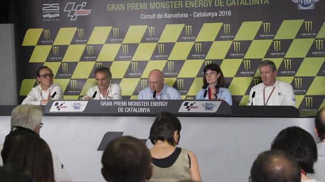 Tim Medis MotoGP : Salmon Meninggal Karena Gagal Jantung