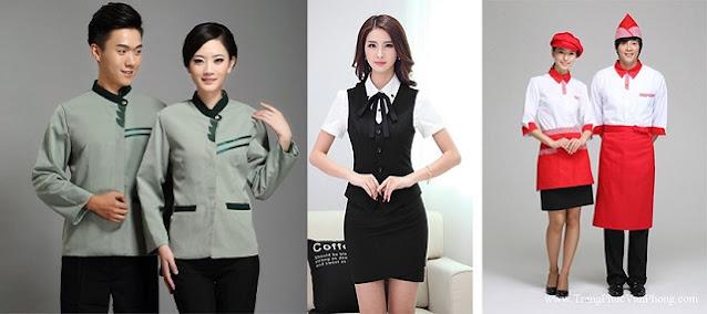 Tùy từng loại đồng phục sẽ yêu cầu chất liệu vải khác nhau